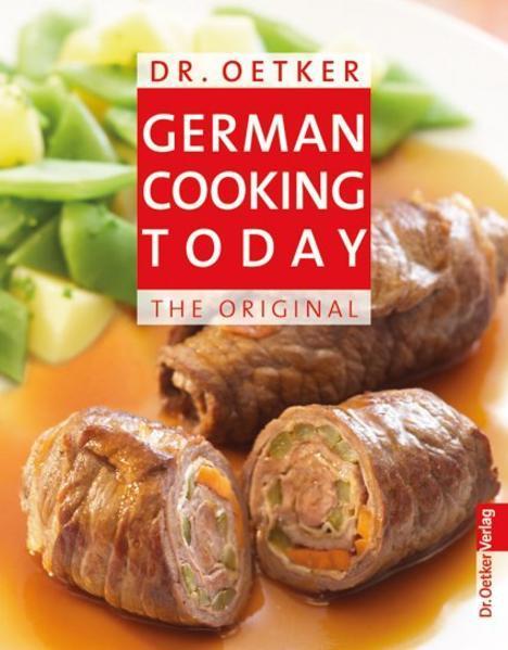 German Cooking (Mängelexemplar)
