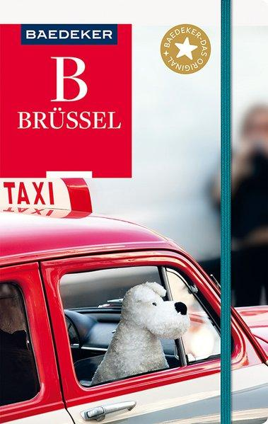Baedeker Reiseführer Brüssel - mit praktischer Karte EASY ZIP (Mängelexemplar)