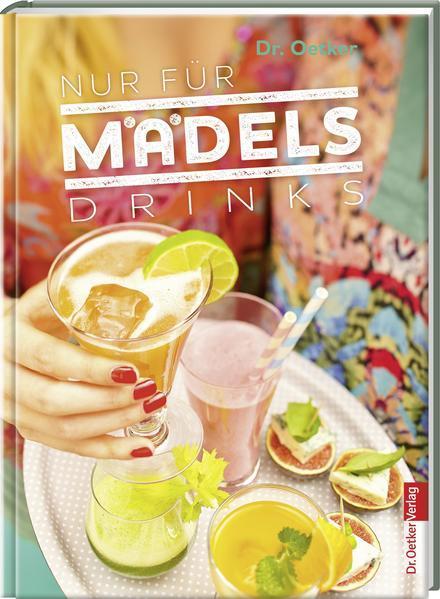 Drinks - nur für Mädels (Mängelexemplar)