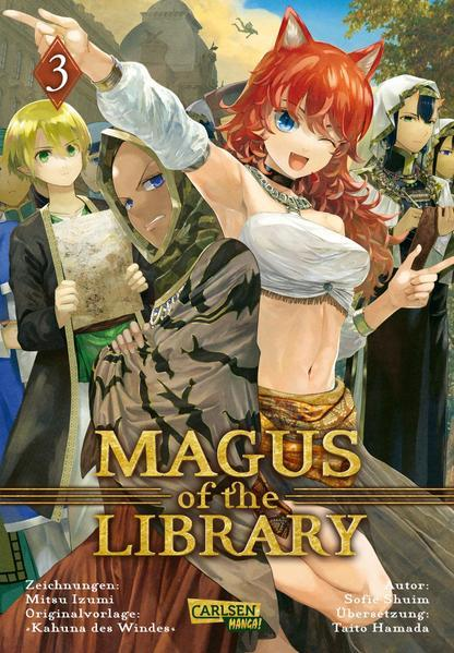 Magus of the Library 3 (Mängelexemplar)