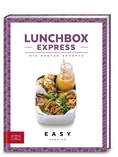 Lunchbox Express - Die besten Rezepte (Mängelexemplar)
